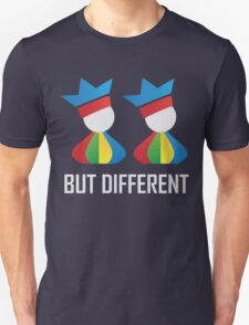 Same Same - But Different (Unisex) T-Shirt