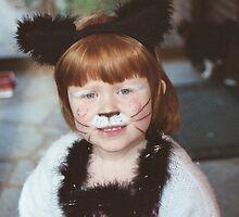 Kindergarten Kitty Cat by Christine Lewandowski