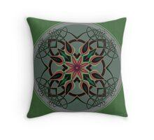 Celtic Mandala II Throw Pillow