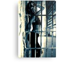 locked up Metal Print