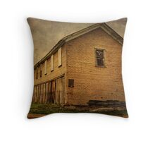 Local Landmark Throw Pillow