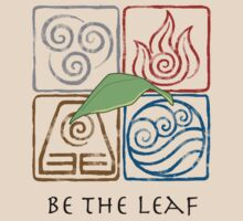 Be The Leaf by Psyoren