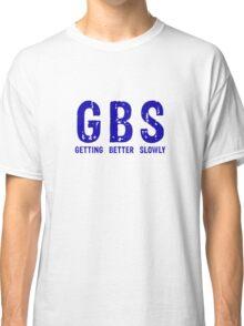 GBS T-Shirt Bright Blue Classic T-Shirt