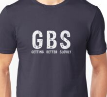GBS Tee in White Unisex T-Shirt