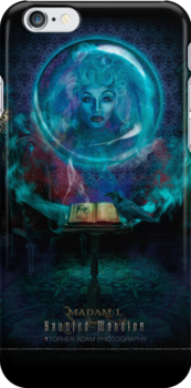 Madam L, Haunted Mansion Series by Topher Adam The Dark Noveler by TopherAdam
