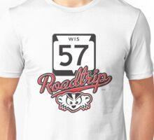 Wisconsin Roadtrip 57 Unisex T-Shirt