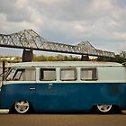 VW Aircooled Bus by Dime9d