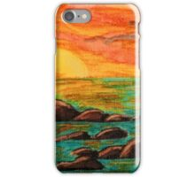 Sun Set iPhone Case/Skin