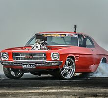 MRBADQ UBC6 Burnout by VORKAIMAGERY