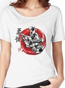 JuJitsu Women's Relaxed Fit T-Shirt