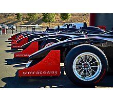 Infineon Race Track Photographic Print