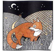 Messenger Fox Poster