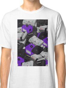 Videogame Console Pattern Classic T-Shirt