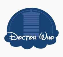 Doctor Who Disney Sticker by mollypopart