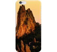Garden of the Gods Colorado iPhone Case/Skin