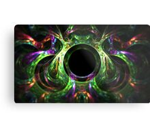 Amazon Rainbow Metal Print