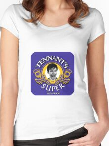 Tennant's Super! Women's Fitted Scoop T-Shirt