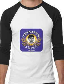 Tennant's Super! Men's Baseball ¾ T-Shirt