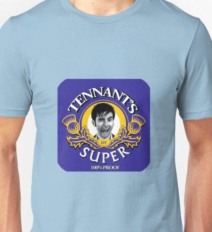 Tennant's Super! Unisex T-Shirt