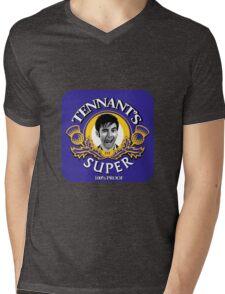 Tennant's Super! Mens V-Neck T-Shirt