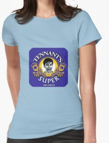Tennant's Super! Womens Fitted T-Shirt