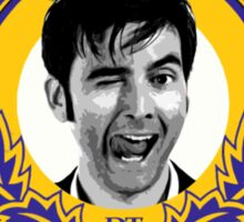 Tennant's Super! Sticker