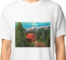 Cabin in the Woods Classic T-Shirt
