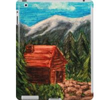 Cabin in the Woods iPad Case/Skin