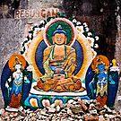 Buddha by anunayr