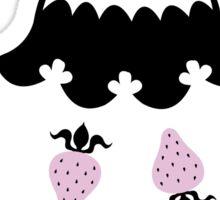 Strawberry Tea Sticker