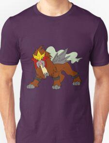 Entei Pokemon T-Shirt