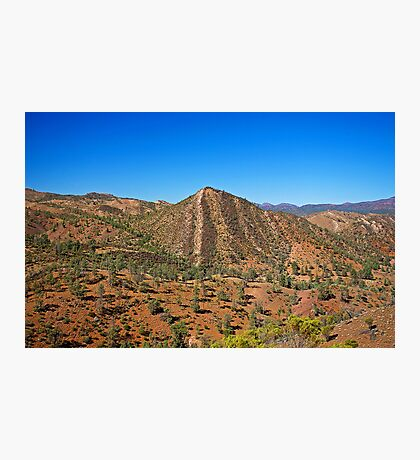 Flinders Ranges Cone Hill Photographic Print