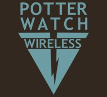 Potterwatch Wireless by Fiona Reeves