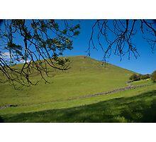 Peak District landscape, Derbyshire Photographic Print