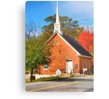 Light House Christian Fellowship Church Metal Print