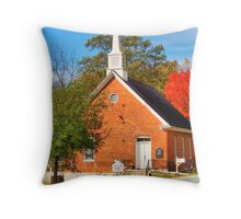 Light House Christian Fellowship Church Throw Pillow