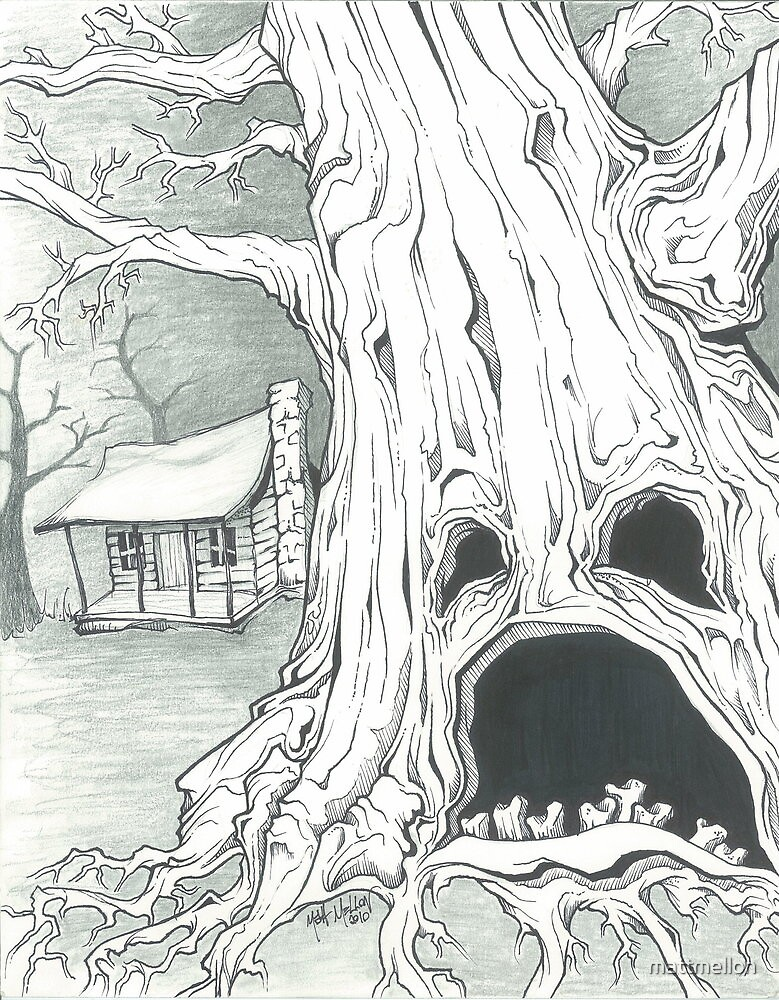 Tree by mattmellon