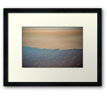 Lake Eyre 6 Framed Print
