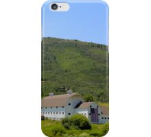 Countryside Barn iPhone Case/Skin