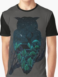 Owlscape Graphic T-Shirt