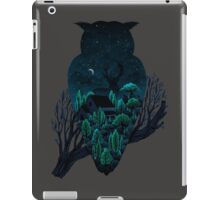 Owlscape iPad Case/Skin