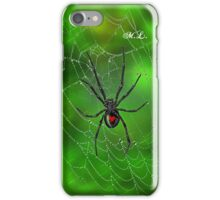 Morgan Black Widow Iphone Case iPhone Case/Skin