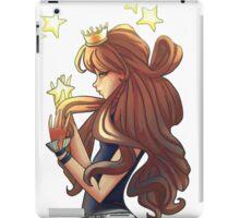 catching stars iPad Case/Skin