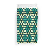 Pattern with circles Duvet Cover