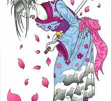 Geisha by mattmellon