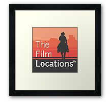 The Film Locations Framed Print