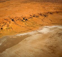 Lake Eyre 11 by Richard  Windeyer