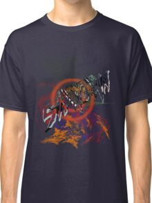 helicopter showdown Classic T-Shirt