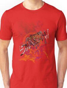 helicopter showdown Unisex T-Shirt