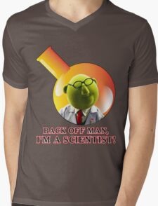 Dr. Bunsen Honeydew. Mens V-Neck T-Shirt